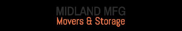 Midland MFG Movers & Storage